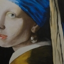 Moja wersja Girl with the pearl earring